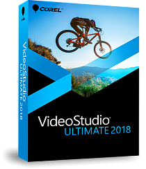 VideoStudio Ultimate 2018