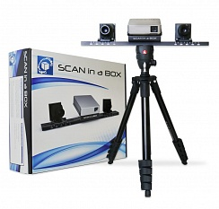3D Сканер Scan in a Box
